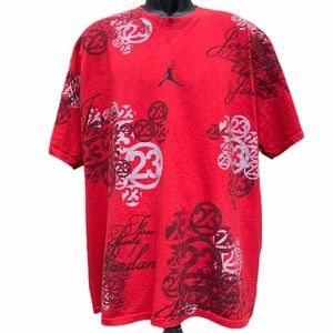 Air Jordan '23' Jump-man Graphic Print T- Shirt.